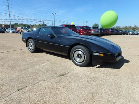 1985 Chevrolet Corvette for sale at BLACKWELL MOTORS INC in Farmington MO