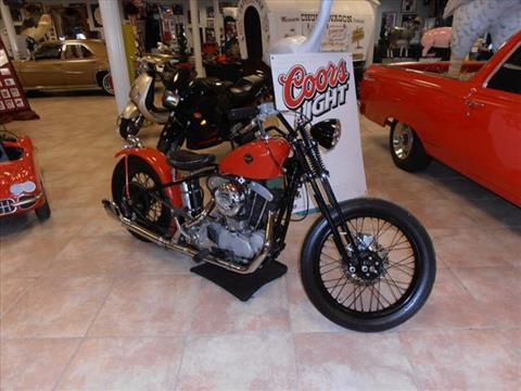 1973 Harley-Davidson Bobber for sale at BLACKWELL MOTORS INC in Farmington MO