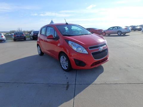 2015 Chevrolet Spark for sale at BLACKWELL MOTORS INC in Farmington MO