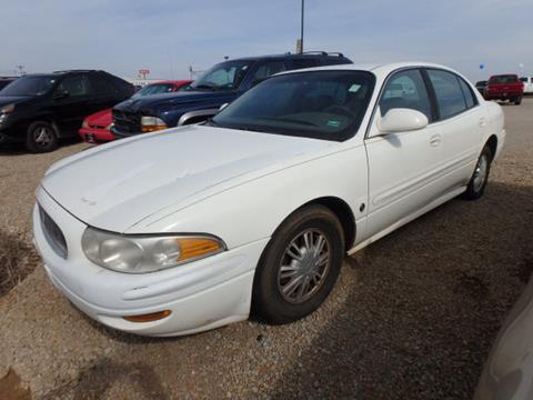 2002 Buick LeSabre for sale at BLACKWELL MOTORS INC in Farmington MO