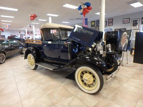 1931 Ford Model A for sale at BLACKWELL MOTORS INC in Farmington MO