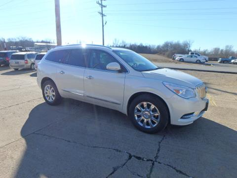 2014 Buick Enclave for sale at BLACKWELL MOTORS INC in Farmington MO