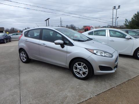 2014 Ford Fiesta for sale at BLACKWELL MOTORS INC in Farmington MO