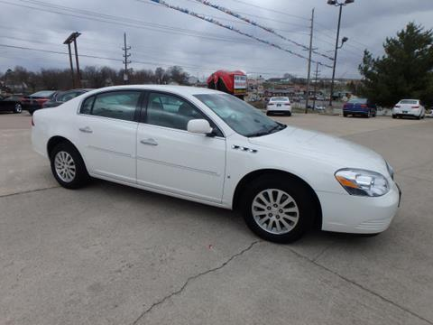 2008 Buick Lucerne for sale at BLACKWELL MOTORS INC in Farmington MO