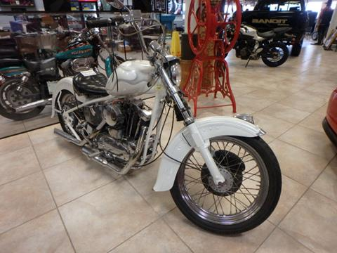 1965 Harley-Davidson Sportster for sale at BLACKWELL MOTORS INC in Farmington MO