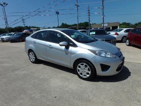 2013 Ford Fiesta for sale at BLACKWELL MOTORS INC in Farmington MO