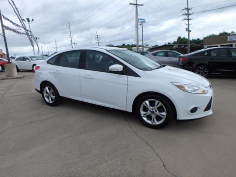 2013 Ford Focus for sale at BLACKWELL MOTORS INC in Farmington MO