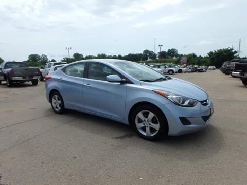 2011 Hyundai Elantra for sale at BLACKWELL MOTORS INC in Farmington MO