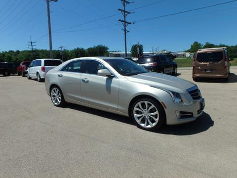 2013 Cadillac ATS for sale at BLACKWELL MOTORS INC in Farmington MO
