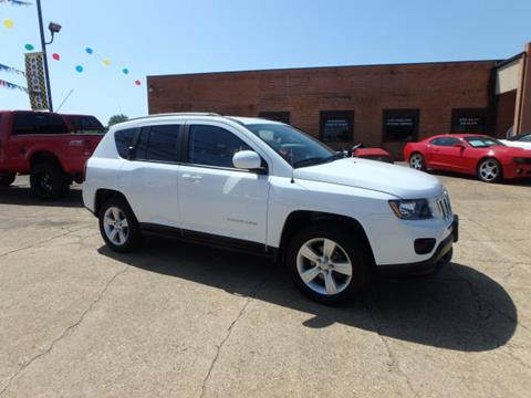 2017 Jeep Compass for sale at BLACKWELL MOTORS INC in Farmington MO