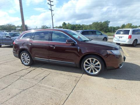 2012 Lincoln MKT for sale at BLACKWELL MOTORS INC in Farmington MO
