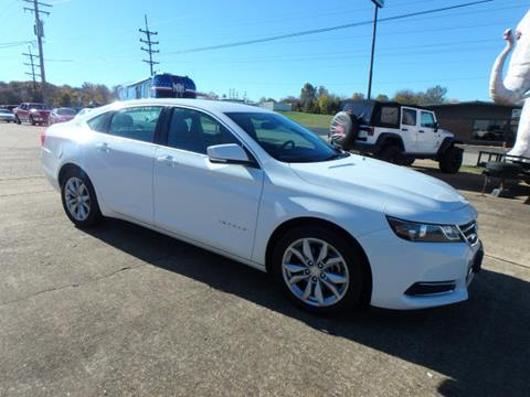 2016 Chevrolet Impala for sale at BLACKWELL MOTORS INC in Farmington MO