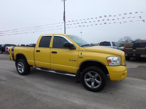2008 Dodge Ram Pickup 1500 for sale at BLACKWELL MOTORS INC in Farmington MO