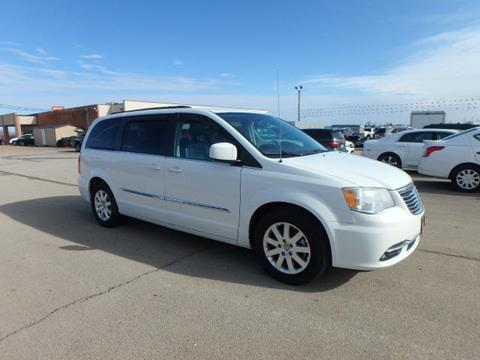 2012 Chrysler Town and Country for sale at BLACKWELL MOTORS INC in Farmington MO