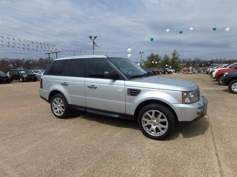 2009 Land Rover Range Rover Sport for sale at BLACKWELL MOTORS INC in Farmington MO