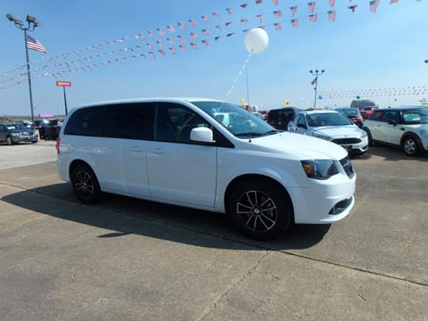 2018 Dodge Grand Caravan for sale at BLACKWELL MOTORS INC in Farmington MO