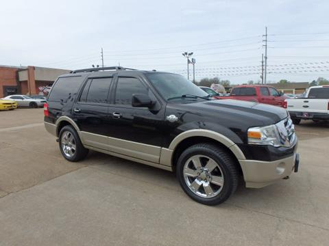 2010 Ford Expedition for sale at BLACKWELL MOTORS INC in Farmington MO