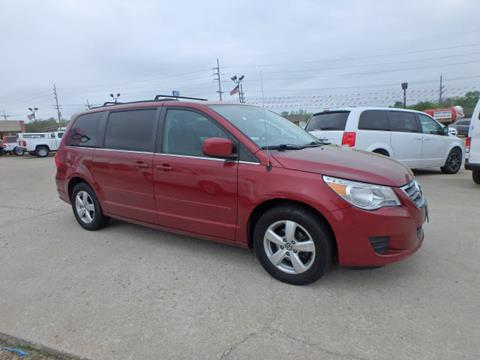 2011 Volkswagen Routan for sale at BLACKWELL MOTORS INC in Farmington MO