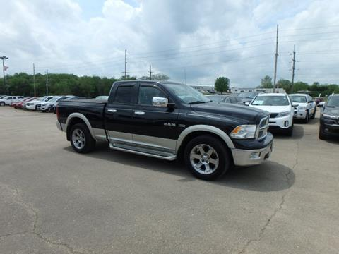 2010 Dodge Ram Pickup 1500 for sale at BLACKWELL MOTORS INC in Farmington MO