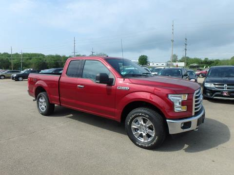 2016 Ford F-150 for sale at BLACKWELL MOTORS INC in Farmington MO