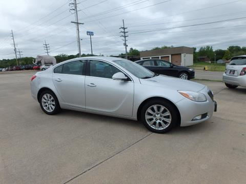 2013 Buick Regal for sale at BLACKWELL MOTORS INC in Farmington MO