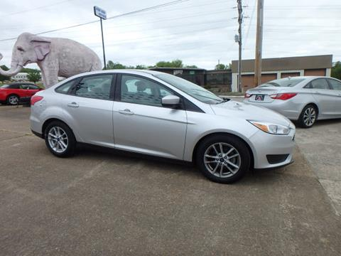 2018 Ford Focus for sale at BLACKWELL MOTORS INC in Farmington MO