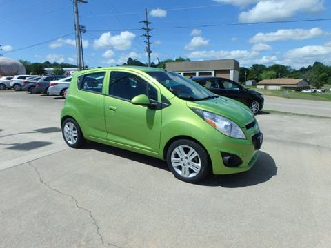 2014 Chevrolet Spark for sale at BLACKWELL MOTORS INC in Farmington MO