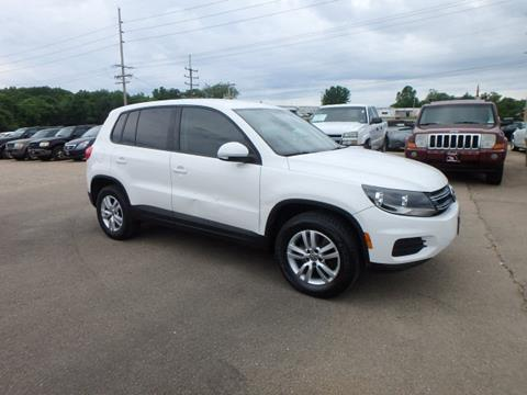 2013 Volkswagen Tiguan for sale at BLACKWELL MOTORS INC in Farmington MO
