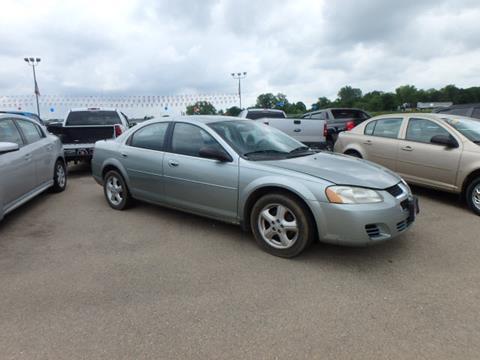 2006 Dodge Stratus for sale at BLACKWELL MOTORS INC in Farmington MO