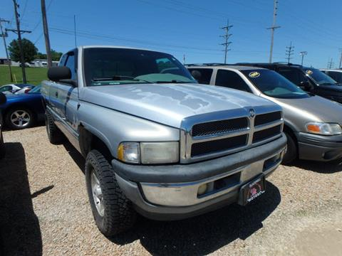 1999 Dodge Ram Pickup 1500 for sale at BLACKWELL MOTORS INC in Farmington MO