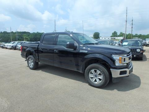 2018 Ford F-150 for sale at BLACKWELL MOTORS INC in Farmington MO