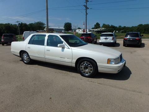 1999 Cadillac DeVille for sale at BLACKWELL MOTORS INC in Farmington MO