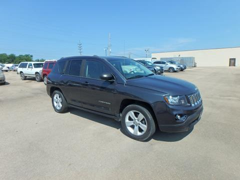 2015 Jeep Compass for sale at BLACKWELL MOTORS INC in Farmington MO