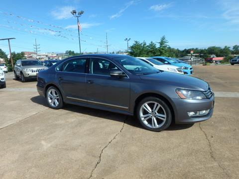 2014 Volkswagen Passat for sale at BLACKWELL MOTORS INC in Farmington MO