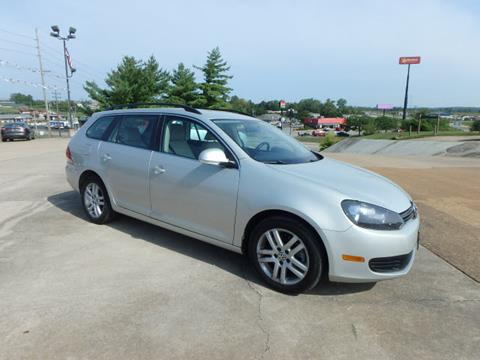 2012 Volkswagen Jetta for sale at BLACKWELL MOTORS INC in Farmington MO