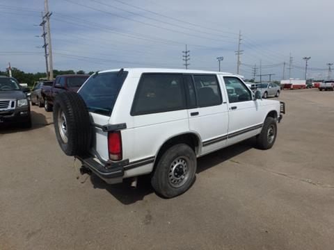 1993 Chevrolet S-10 Blazer