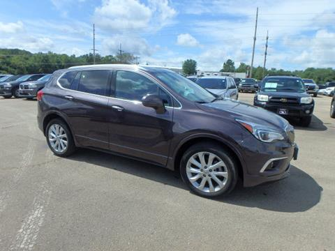 2016 Buick Envision for sale at BLACKWELL MOTORS INC in Farmington MO