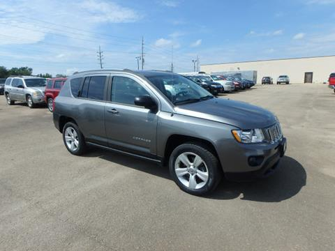 2011 Jeep Compass for sale at BLACKWELL MOTORS INC in Farmington MO