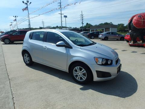 2015 Chevrolet Sonic for sale at BLACKWELL MOTORS INC in Farmington MO