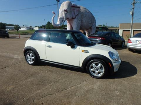 2010 MINI Cooper for sale at BLACKWELL MOTORS INC in Farmington MO