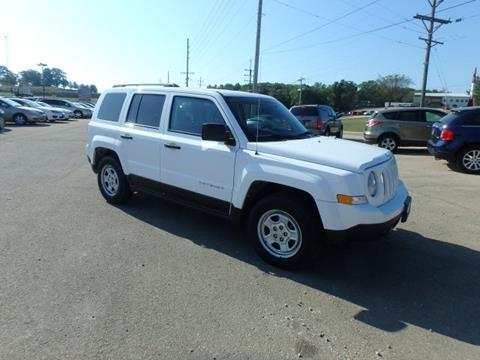 2014 Jeep Patriot for sale at BLACKWELL MOTORS INC in Farmington MO
