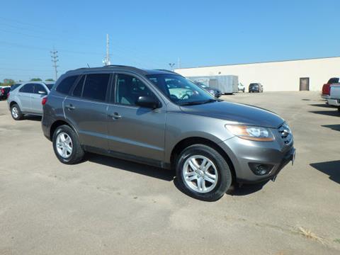 2011 Hyundai Santa Fe for sale at BLACKWELL MOTORS INC in Farmington MO