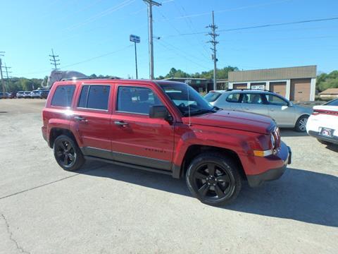 2015 Jeep Patriot for sale at BLACKWELL MOTORS INC in Farmington MO