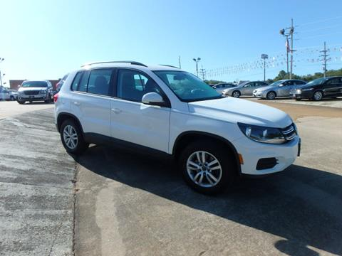 2016 Volkswagen Tiguan for sale at BLACKWELL MOTORS INC in Farmington MO