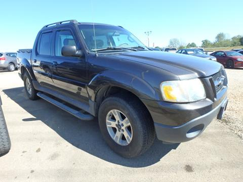 2005 Ford Explorer Sport Trac for sale at BLACKWELL MOTORS INC in Farmington MO