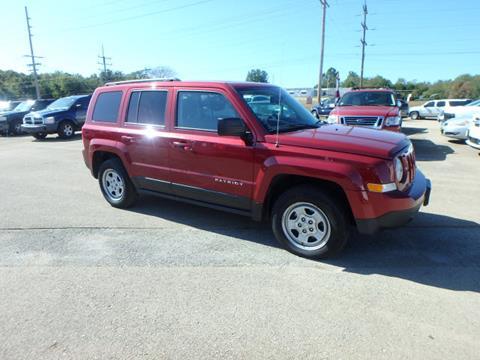2016 Jeep Patriot for sale at BLACKWELL MOTORS INC in Farmington MO