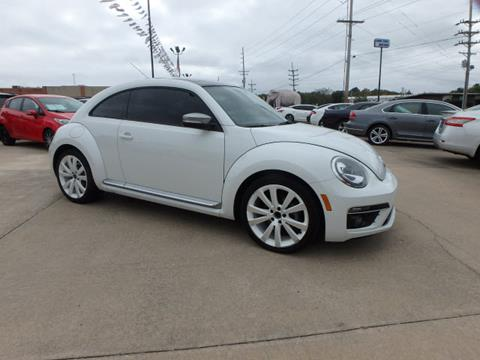 2014 Volkswagen Beetle for sale at BLACKWELL MOTORS INC in Farmington MO