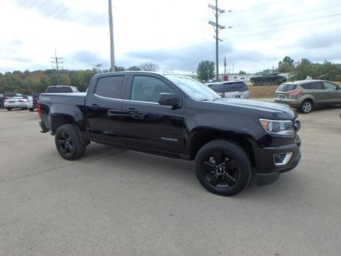 2016 Chevrolet Colorado for sale at BLACKWELL MOTORS INC in Farmington MO
