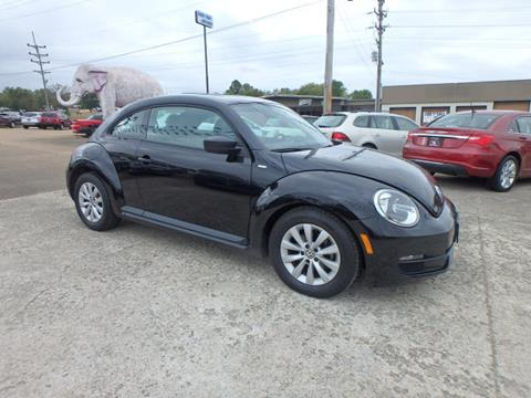2016 Volkswagen Beetle for sale at BLACKWELL MOTORS INC in Farmington MO