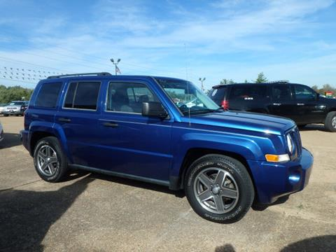 2009 Jeep Patriot for sale at BLACKWELL MOTORS INC in Farmington MO